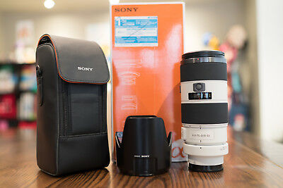 Sony G Lens 70-200mm f/2.8 SAL70200G