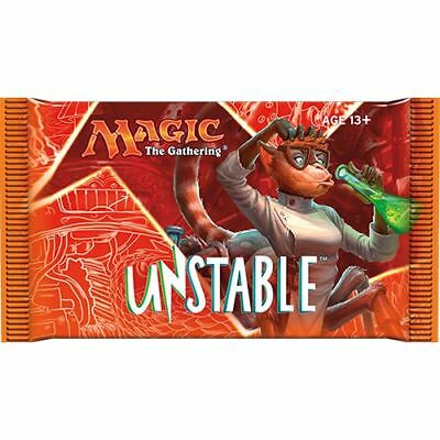 MTG Magic - Booster Unstable - Neuf sous blister - VO