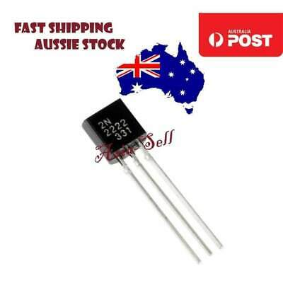 2 pcs 2N5962 TO-92 THROUGH-HOLE TRANSISTOR-SMALL SI