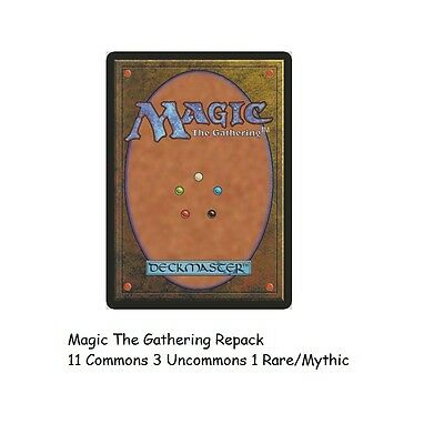 Magic The Gathering Repack Booster Pack (Aus)