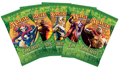 Magic the Gathering - Theros Booster Pack New/Sealed (Aus)