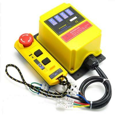 A2HH electric hoist a direct type industrial remote control AC220V