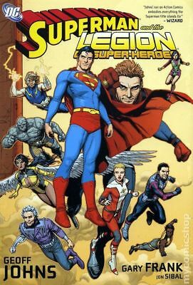 Superman and the Legion of Super-Heroes HC (DC) #1-1ST 2008 VF