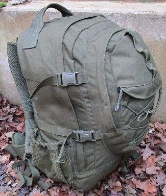Genuine Us Army Blackhawk Olive Green 3 Day Assault/hydration Pack/backpack.