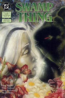 Swamp Thing (2nd Series) #103 1991 FN Stock Image