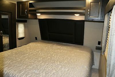 Lowest Pricing Of The Year 2017 Impact 361 Fifth Wheel Toy Hauler 11Ft Garage Rv