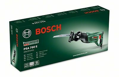new inc Blade - Bosch PSA700E Electric Sabre Saw 06033A7070 3165140606585 #A