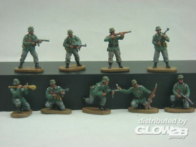 Caesar Miniatures WWII Late War German Army Plastikmodellbau 1:72