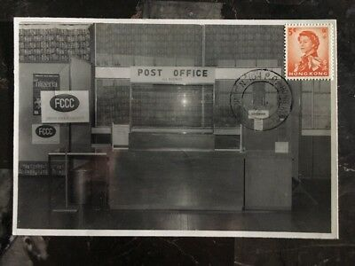 1970 Hong Kong Exhibition Picture Postcard Cover Convention Post Office