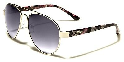 Floral Giselle Aviator Women's Sunglasses