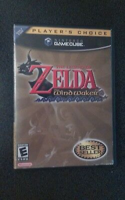 Legend of Zelda: The Wind Waker (Nintendo GameCube, 2003)tested working