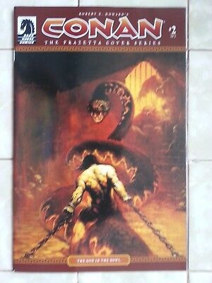 Conan : The Frazetta Cover Series # 2