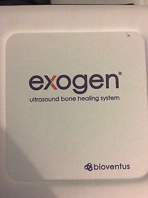 USED EXOGEN 4000+ ULTRASOUND BONE SYSTEM SMITH & NEPHEW - AS IS - no treatments