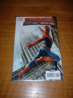 Spider-Man; Black And Blue And Red All Over 1. Nm Cond. Nov 2006.