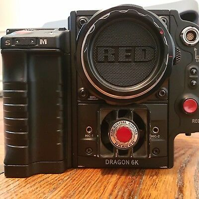 Red Epic M Dragon 6k camera kit with accesories