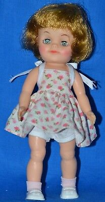 "Vintage 8"" Effanbee Fluffy Doll (Friend of Ginny, Muffie, Alex, etc.)"