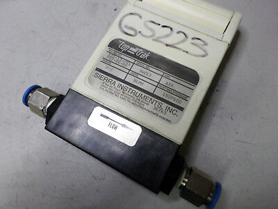 Sierra Instruments -- Top Trak Mass Flow Meter -- Air -- 822-13-Ov1-Pv2-V4-Mp