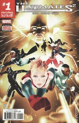 Ultimates 2 (Marvel) 1A 2017 VF Stock Image