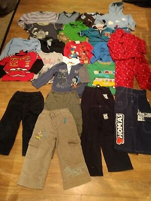 Boys clothes bundle age 2-3 - Jasper conran, monsoon, m&s, st george, ted baker