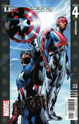 Ultimates 2 (2nd Series) #4 2005 VF Stock Image