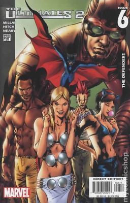 Ultimates 2 (2nd Series) #6 2005 VF Stock Image