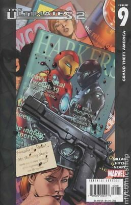 Ultimates 2 (2nd Series) #9 2006 VF Stock Image
