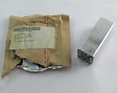 D424-U1 Military Filter, Network Phase Change, 5915-00-243-8667, L21539-1