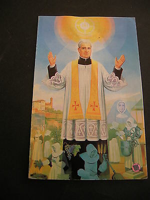S. Clemente Marchisio - Santino Holy Card image Pieuse