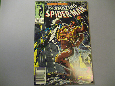 The Amazing Spider-Man #293 (Oct 1987, Marvel)