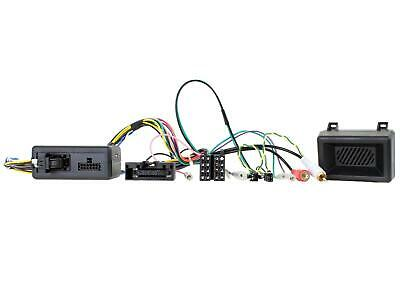 Interface Commande au volant FO17P pour Ford Focus ap15 Pioneer Sony ADNAuto