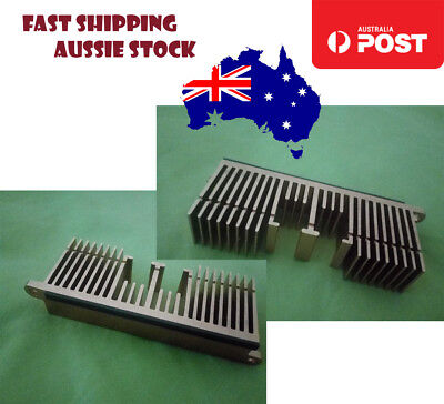 1pcs 88mm x 15.5mm x 30mm Copper Heat Sink Cooling