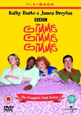 Gimme Gimme Gimme: The Complete Series 1 [DVD], 5050582486179, Kathy Burke, Jam.