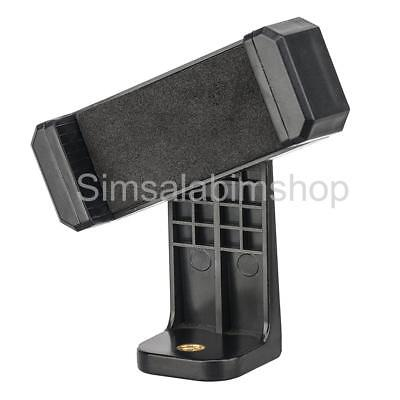 Universal Tripod Mount/Vertical Bracket Holder Adapter Clamp for iPhone X 8