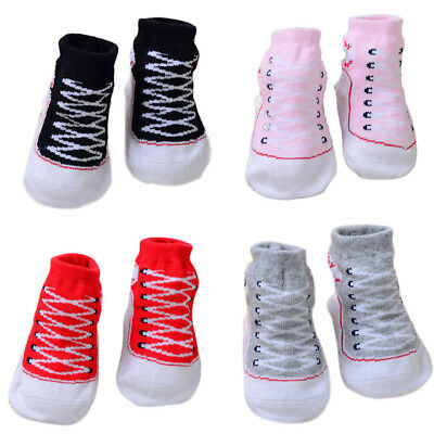 Creative Comfortable Baby Socks Shoes Pattern For Infants Newborn Baby