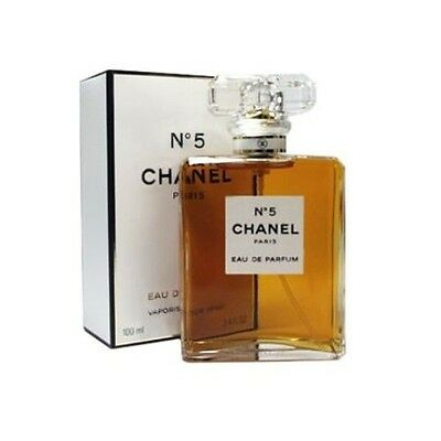 Chanel No 5 100ml  Women's Eau de Parfum Spray Perfume