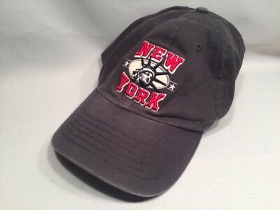 NEW YORK LIBERTY NYC '47 BRAND Relaxed Fit Dad Snapback Cap Hat Navy Adjustable