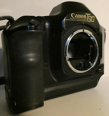 Vintage Canon T90 SLR Film Camera - body only