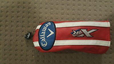 Callaway Club Head Cover  red color