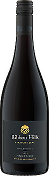 Ribbon Hills Straight Line Marlborough Pinot Noir 2015