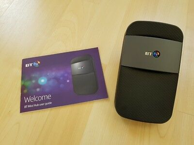 BT Mini Hub Add-On Home Powerful Smart Wi-Fi Network Signal Range Extender