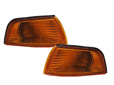 Mirage 1997-2002 Corner Lamp SIDE INDICATOR Repeate Yellow for Mitsubishi