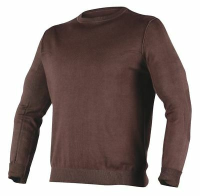 Dainese Helmore Mens Sweater Dark Brown