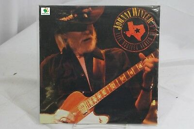 Johnny Winter Live Bootleg Series, Vol. 4 Sealed Record Store Day Vinyl LP 33rpm