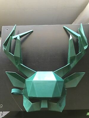 JAGERMEISTER STAG Mask Unique PROMO 2017 HALLOWEEN NEW