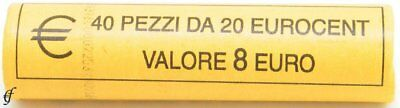 Italien Rolle 20 Cent 2014