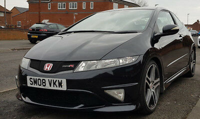 Honda Civic Type R Rage, Low Miles, Great Condition, 2 Owners, Black