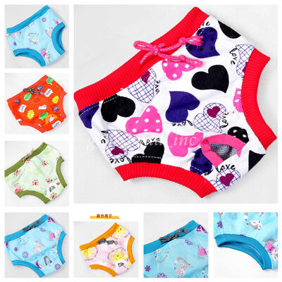 Physiological Sanitary Pant Female Pet Dog Puppy Diaper Short Panties Underwear