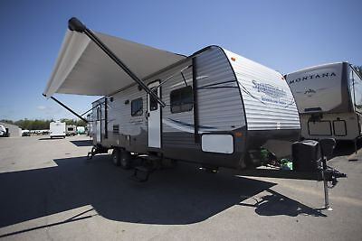 New 2018 Summerland 2820BH with a bunkhouse Manufacturer's discounts RV Campers
