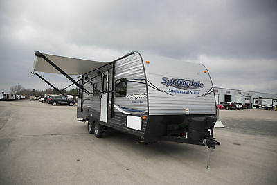 New Keystone Summerland 2020QB travel trailer for sale at wholesale prices