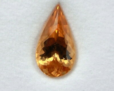 Hessonit  Hessonite Zimtstein  5,55 ct  Sri Lanka  koxgems